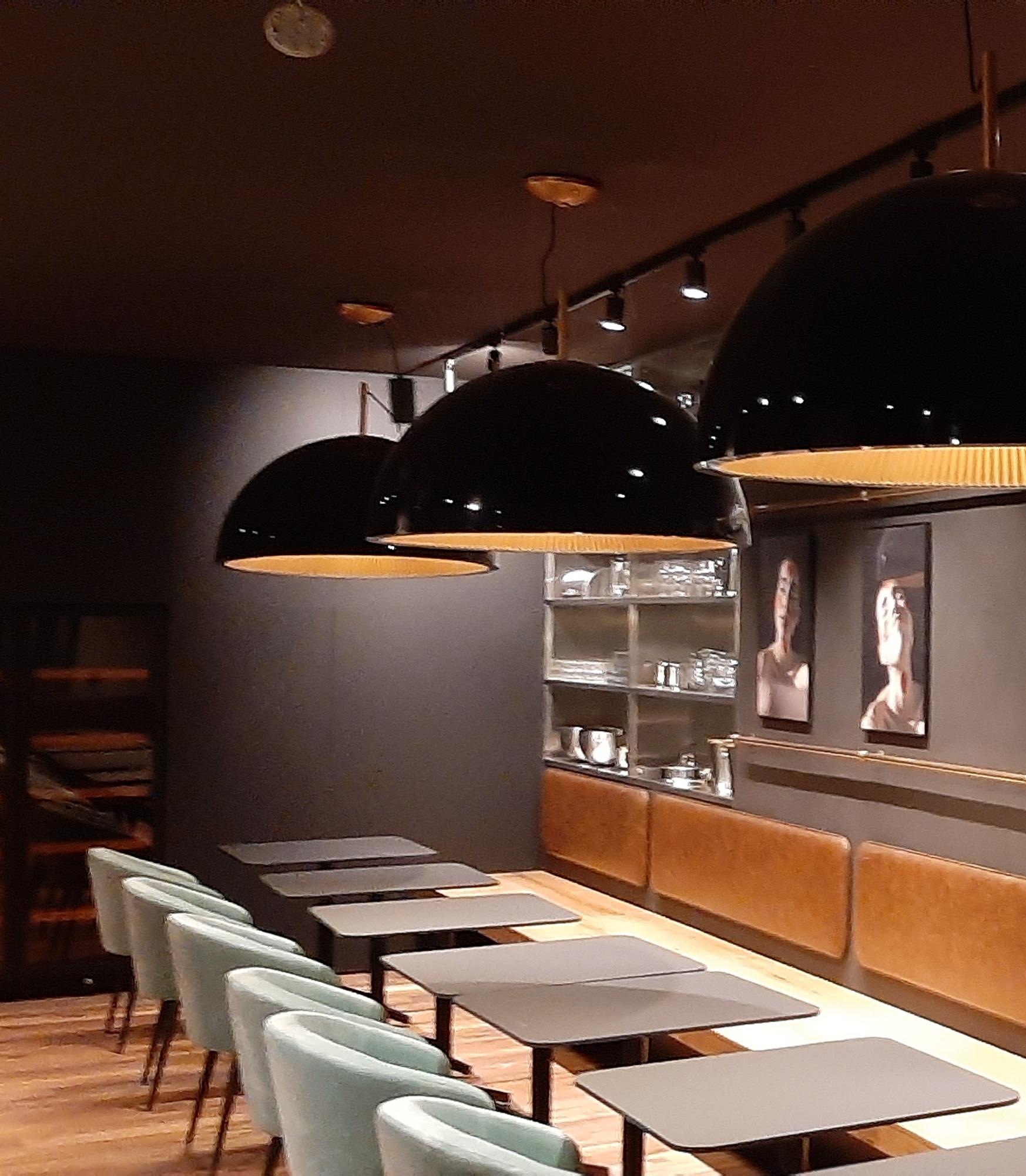 Nové prostory Caffé11