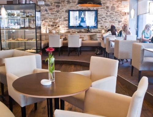 Rekonstrukce kavárny